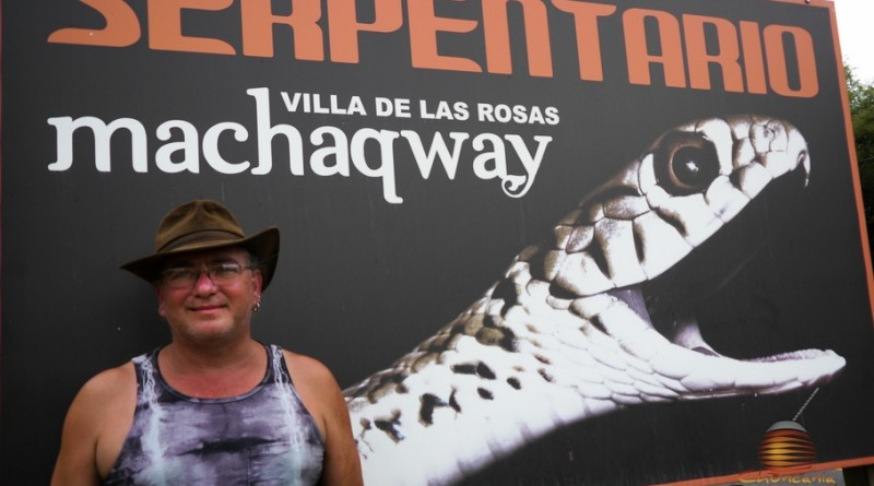 Serpentario Machaway