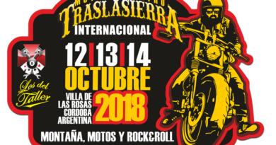 Motoencuentro Traslasierras 2018